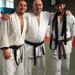 Garett, Rajdeep, Paul Carr at the 2016 Summer School