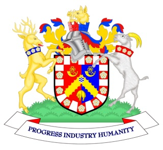The Bradford Coat of Arms